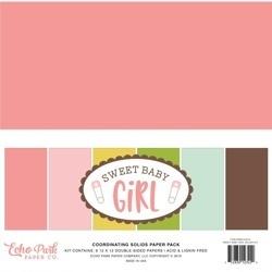 Zestaw papierów 30x30 - Echo Park -Sweet Baby Girl