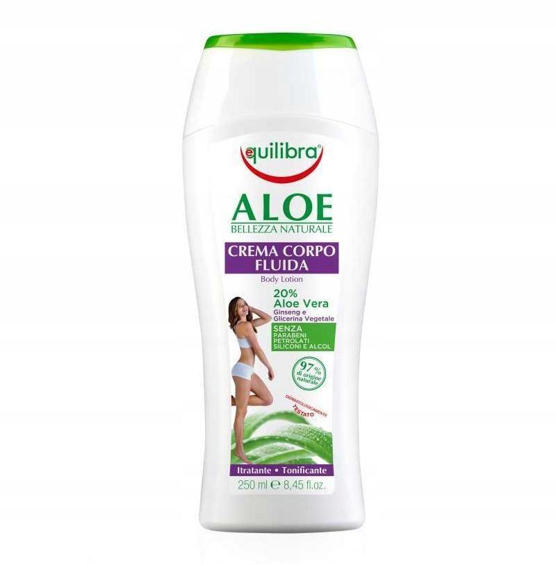 Aloe Body Lotion aloesowy balsam do ciała 250ml