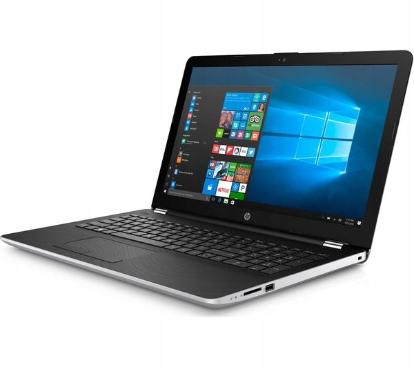 HP 15-BS i3-7100U 8GB 240SSD 15'' USB3 GWAR KF45