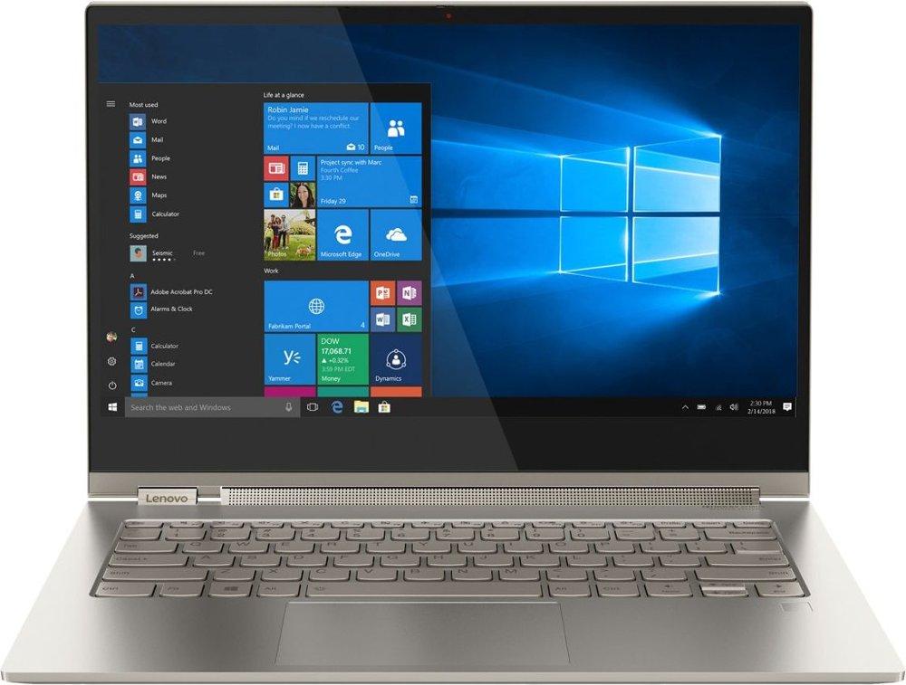 Lenovo Yoga C930 i7-8550U 8GB 256GB FHD WIN 10 NO