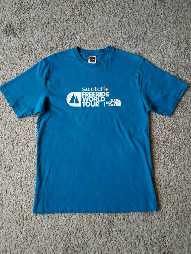 T-shirt THE NORTH FACE, r. S, Carhartt, Patagonia