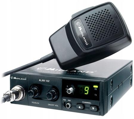 CB RADIO MIDLAND ALAN 2
