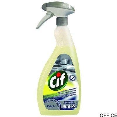 Płyn do czyszczenia tłuszczu CIF 750 ml *116775