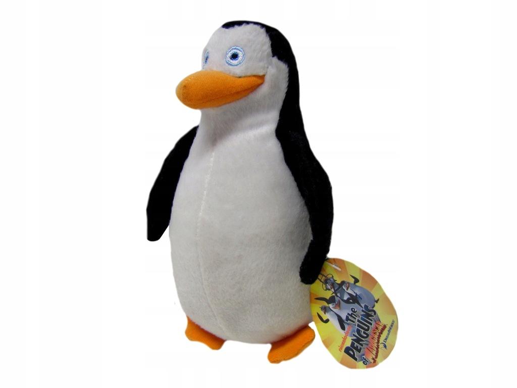 Pingwiny Z Madagaskaru Kowalski Mcdonalds 2014 7797264888 Oficjalne Archiwum Allegro
