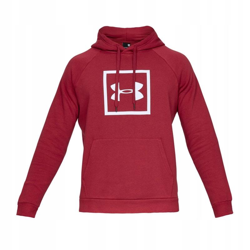 Under Armour Rival Fleece Logo Hoodie Bluza XXL!