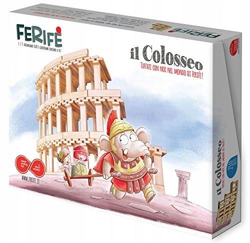Teknik Wood ferif ff0106The Colosseum 210pz