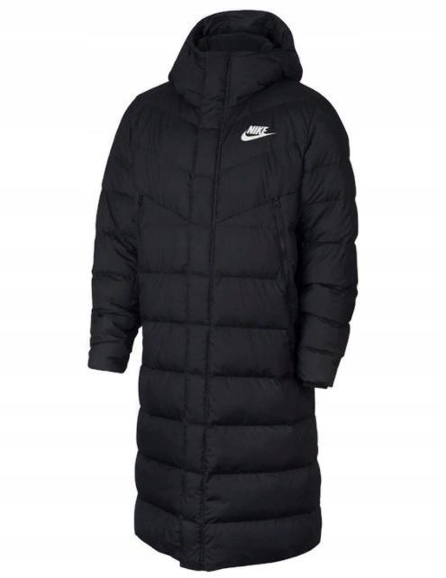 Płaszcz Nike NSW Down Fill Windrunner Rozmiar XL