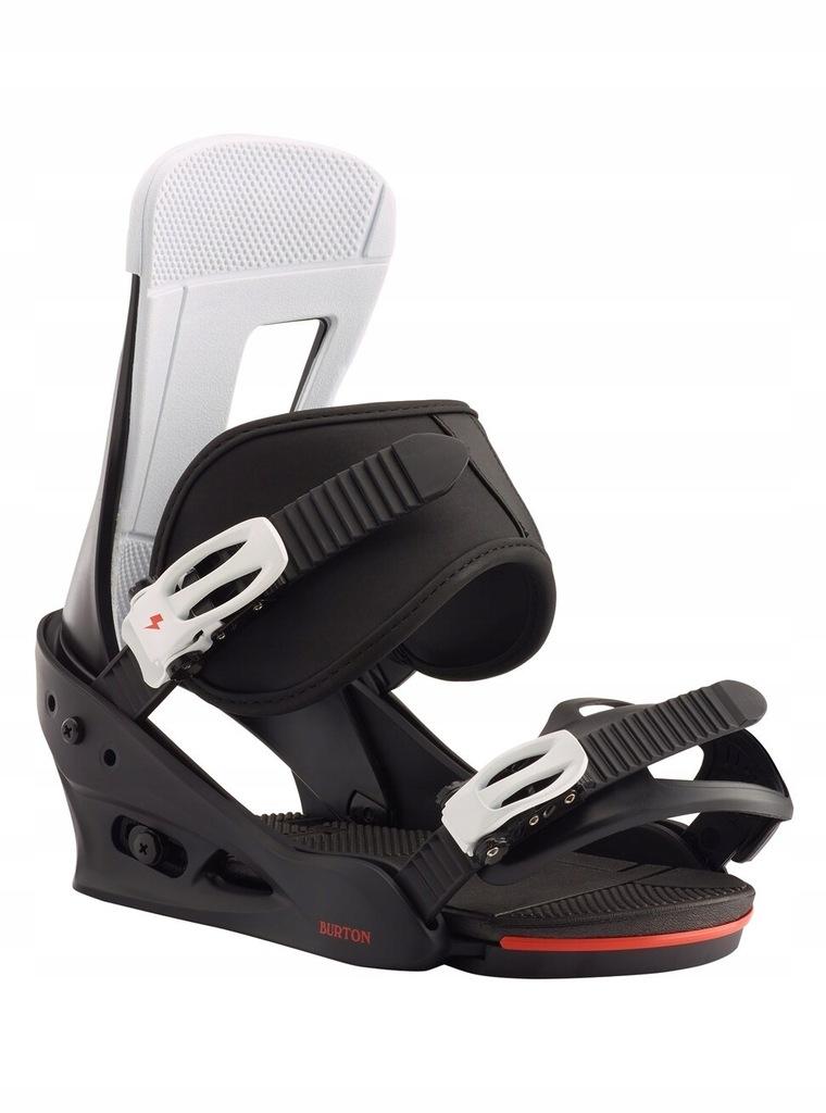 Wiązania snowboardowe BURTON FREESTYLE / BLACK 20