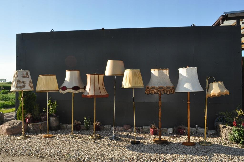 Lampa podłogowa stojąca różne modele nr9
