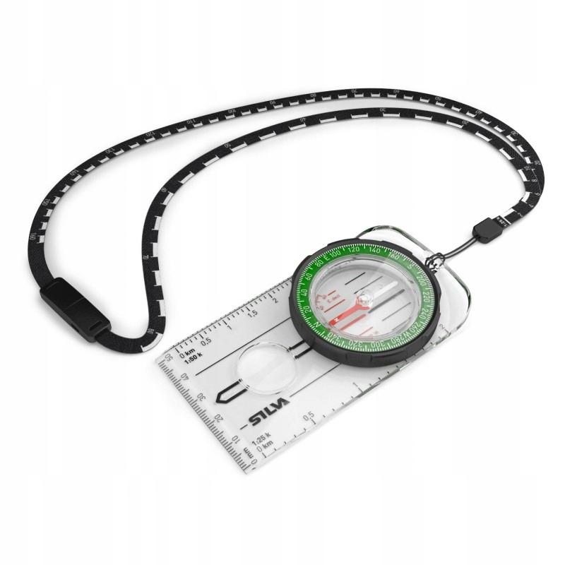 SILVA Profesjonalny Kompas Płytkowy Ranger
