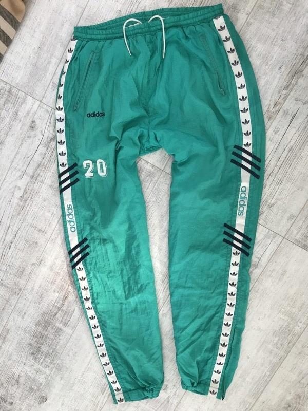 ADIDAS___spodnie dresowe męskie__XXL oldschool