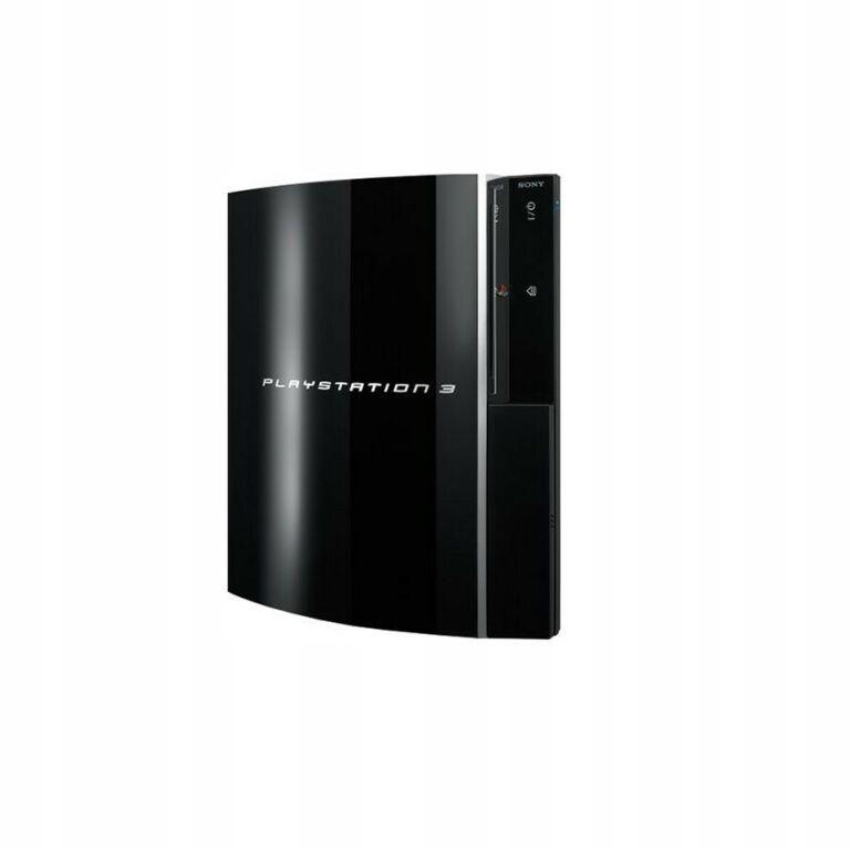 SONY PLAYSTATION 3 CECHL04 80GB 2 PADY!