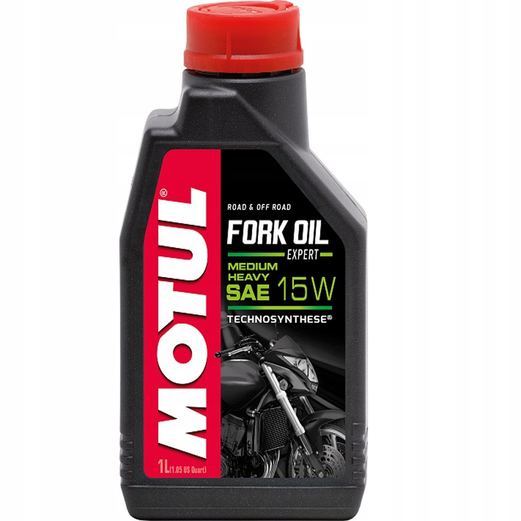 Motul FORK OIL 15W Expert do lag amortyzatorów