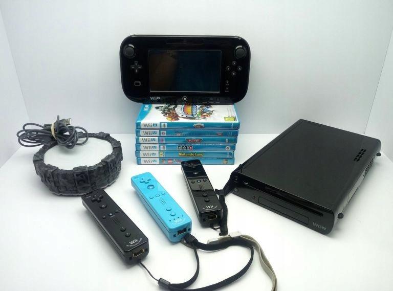 Nintendo Wii U Procont Bayonetta 2 Zelda Zombiu 6735520217 Oficjalne Archiwum Allegro