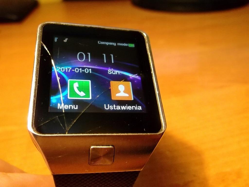 Smartwatch Goclever Chronos Connect 2 Smartwatch