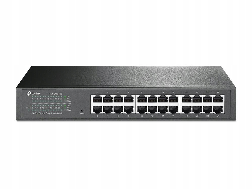 Switch TP-LINK TL-SG1024DE (24x 10/100/1000Mbps)