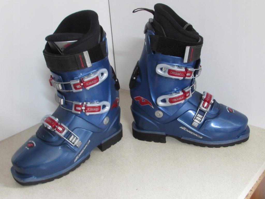 Buty skiturowe NORDICA Eu.41 , 26 cm (nr1)