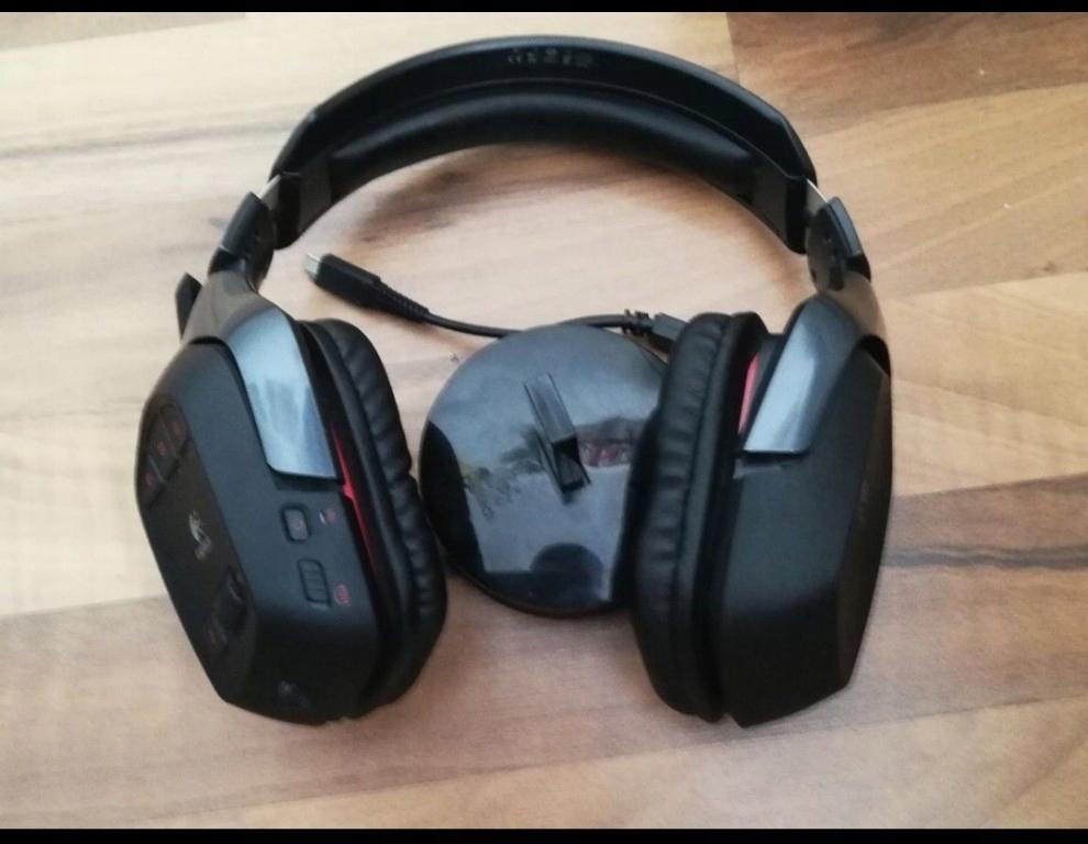 Logitech G930 Wireless Gaming Headest