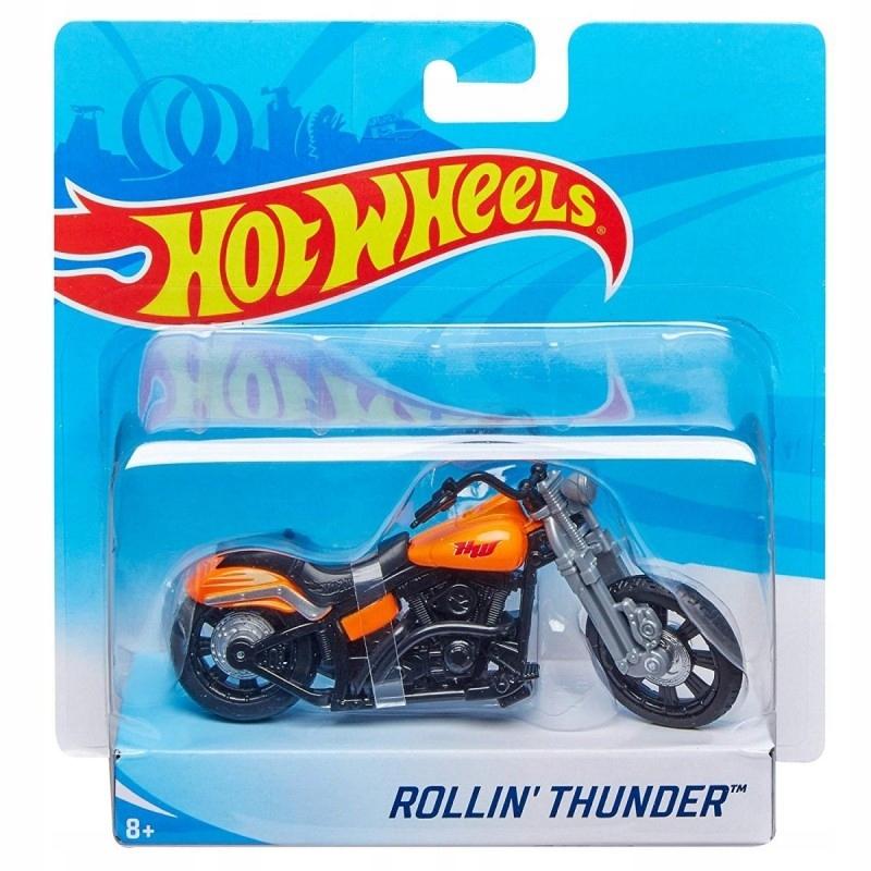 Hot Wheels Motocykl Street Power