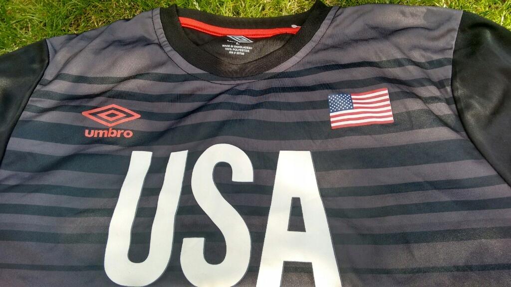koszula t-shirt umbro USA r. L