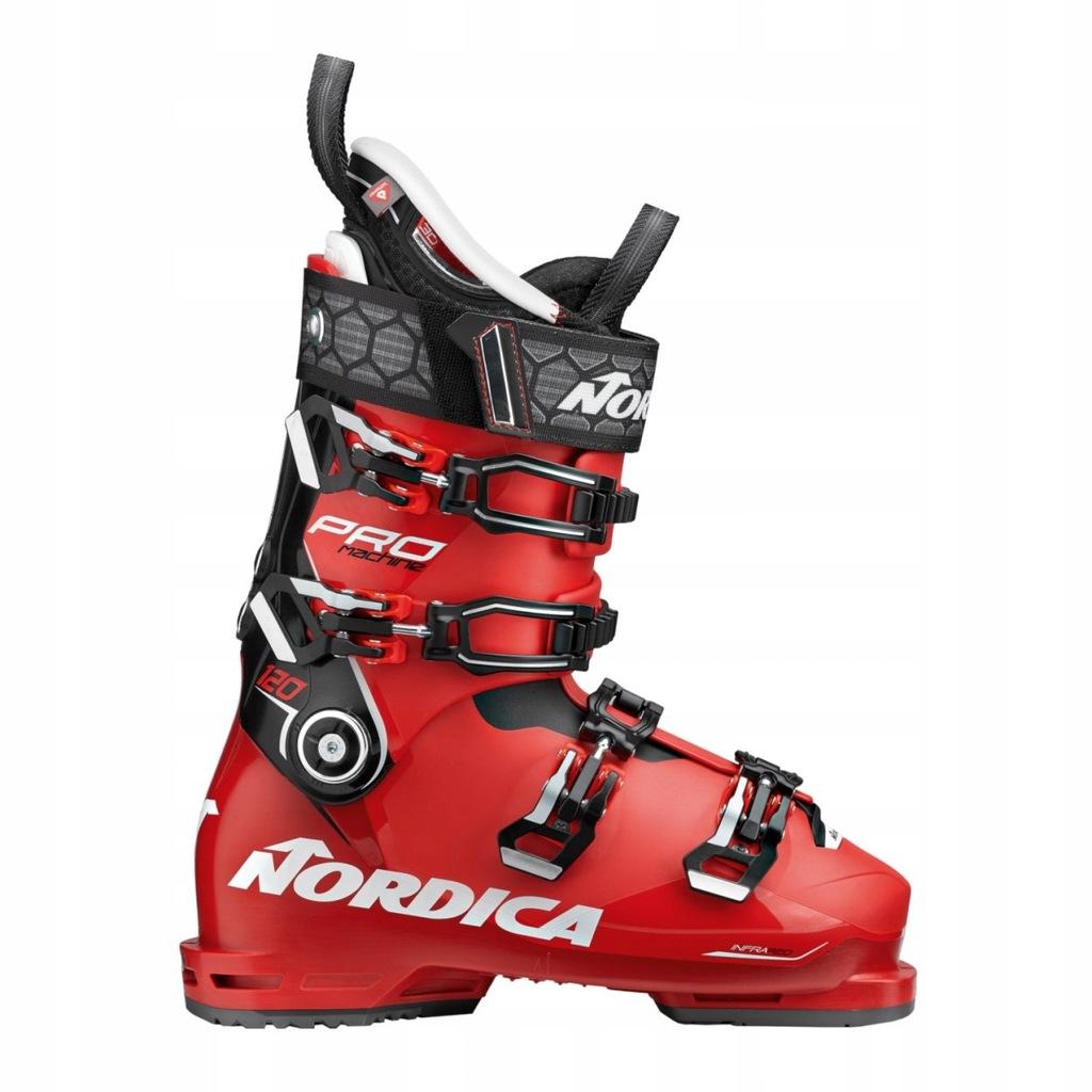 Buty narciarskie NORDICA PROMACHINE 120 27