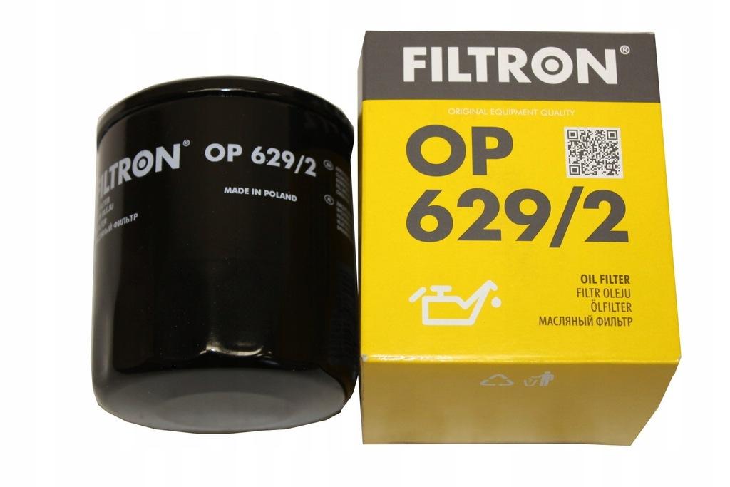 Ölfilter FILTRON OP629//2