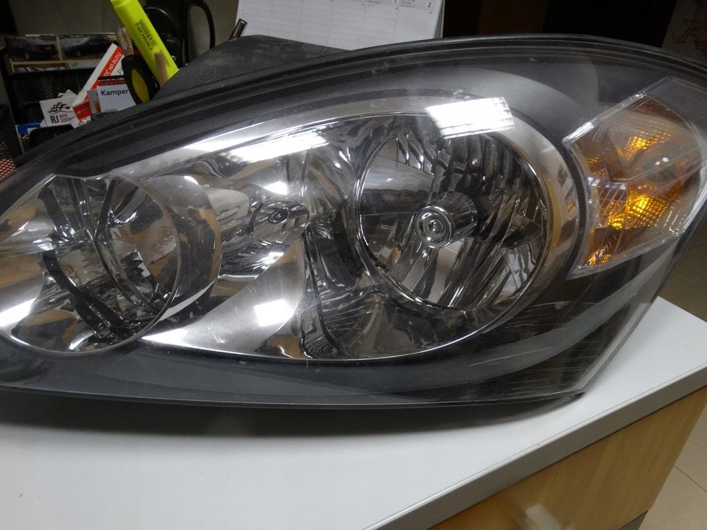 kia cee d lampy 2006 do 2009 allegro