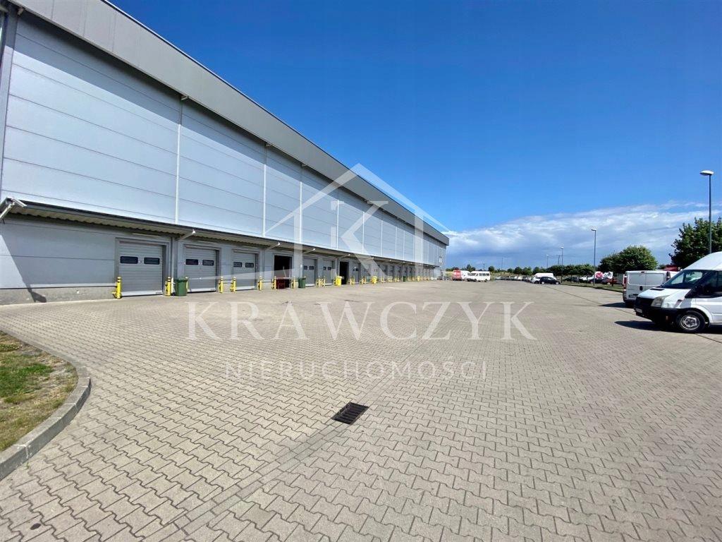 Magazyny i hale, Szczecin, Gumieńce, 2440 m²