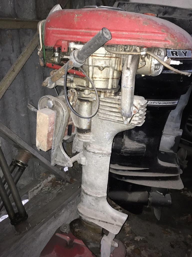 Niesob Lt125 Silnik Zaburtowy 7841965042 Oficjalne Archiwum Allegro