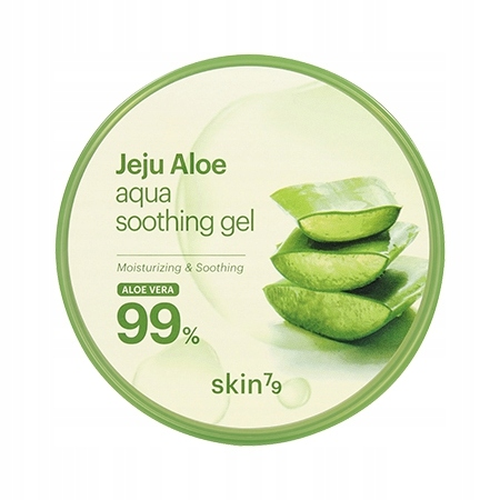 Skin79 Jeju Aloe Aqua Soothing Gel 99% 300 ml HIT