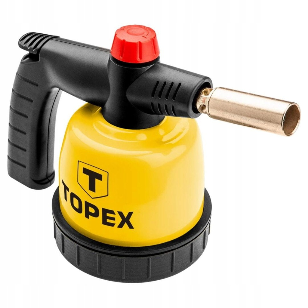 TOPEX'44E140'Lampa lutownicza gazowa na naboje 190