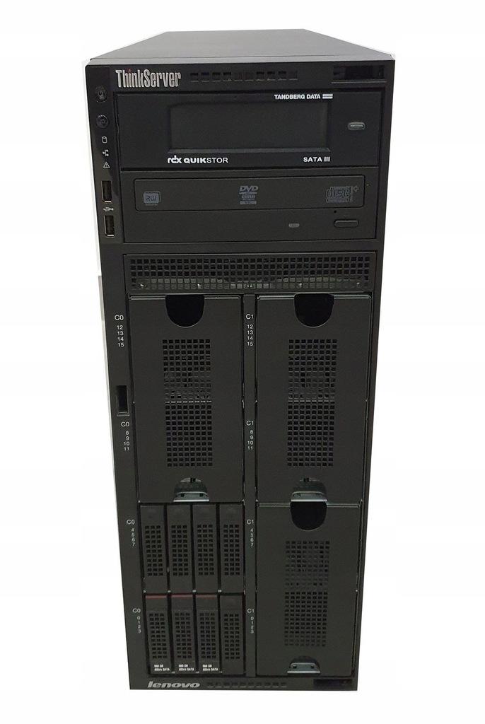 WIN2019 25CAL+LENOVO TD350 E5 v3 16GB 2x600GB SSD