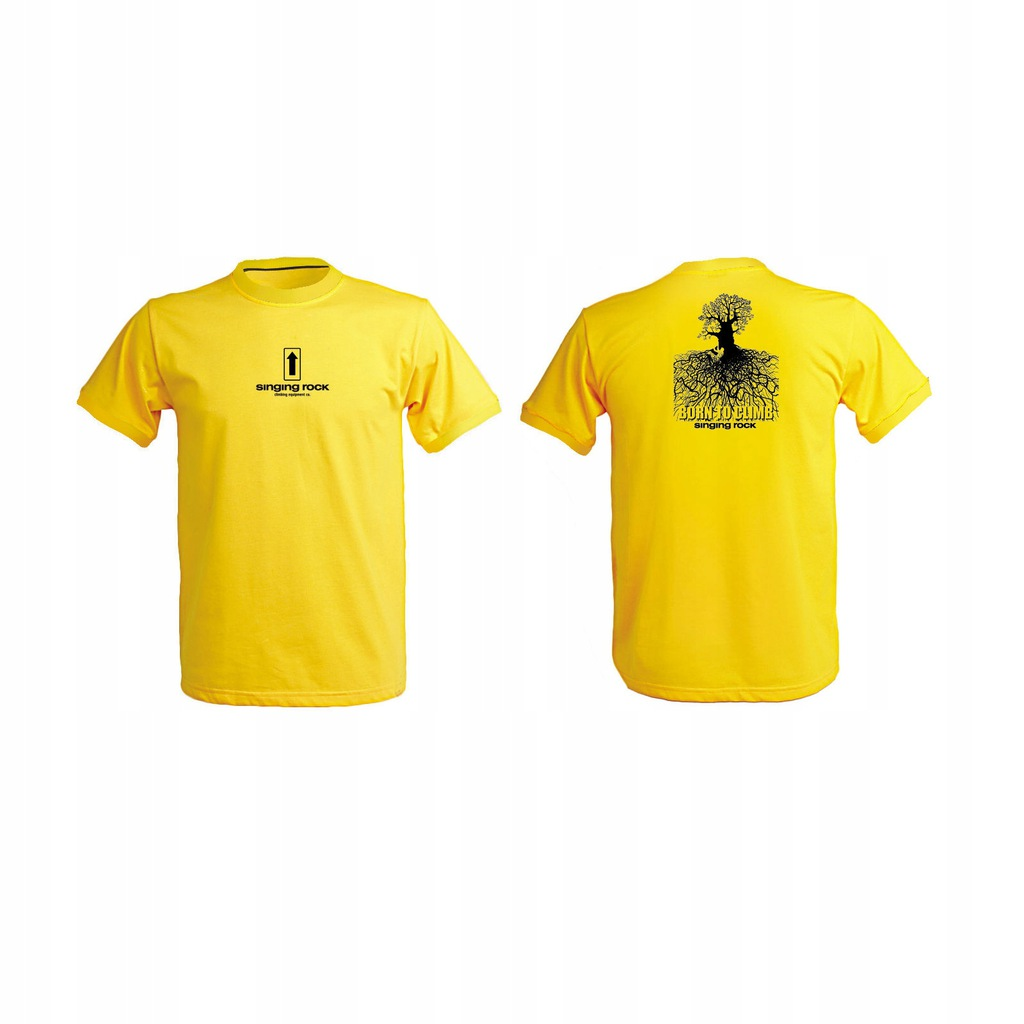 SINGING ROCK Koszulka męska BAMBOO T-SHIRT S