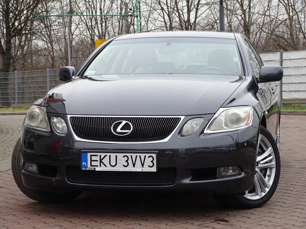 Lexus Gs 450h Prestige 9014528810 Oficjalne Archiwum Allegro