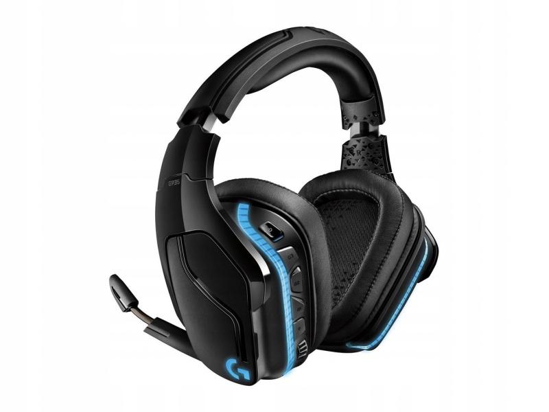 Słuchawki Logitech G935 Wireless LightSync 7.1