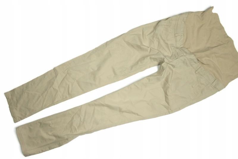 37600*H&M MAMA spodnie CIĄŻOWE chino r. 40