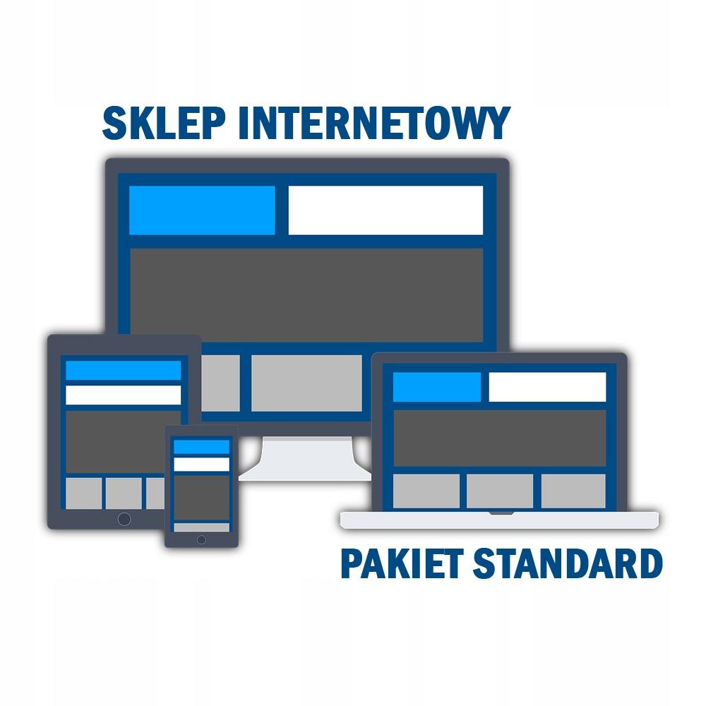 Responsywny SKLEP INTERNETOWY Bez Abonamentu!
