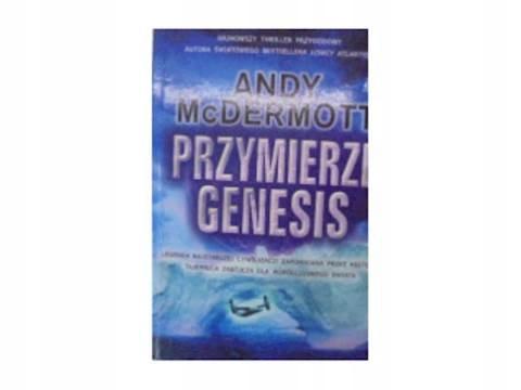 Przymierze Genesis - Andy McDermott