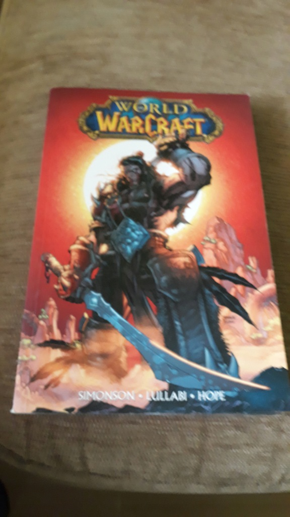 World of Warcraft komiks tom 1