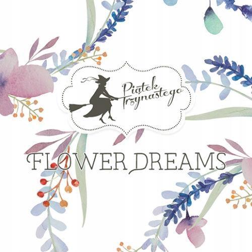 Zestaw mini plakatów Flower Dreams 15x20 cm