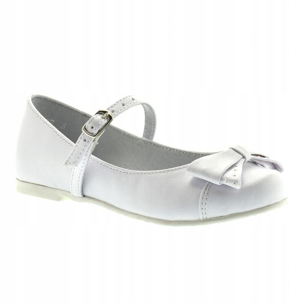 Buty komunijne dla dziewczynki Zarro 2248 r.26
