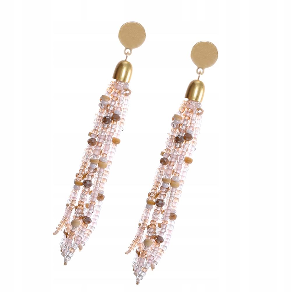 1 Pair of Fashion Earrings Bohemian Style Ear Drop
