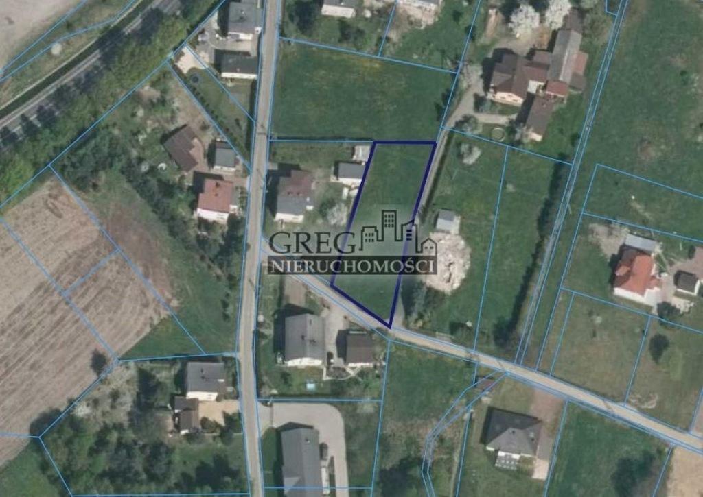 Działka, Turza Śląska, Gorzyce (gm.), 1183 m²