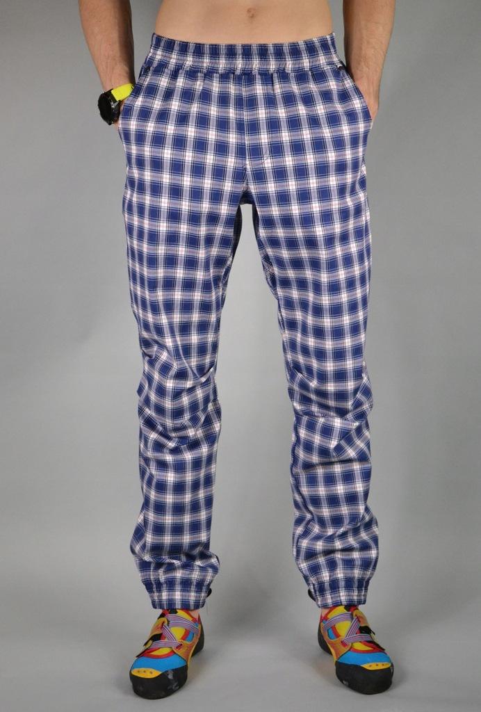 spodnie do wSPinANIA MĘSKIE M