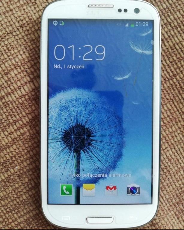 Samsung Galaxy S3 Siii Uzywany Komplet 8098654578 Oficjalne Archiwum Allegro