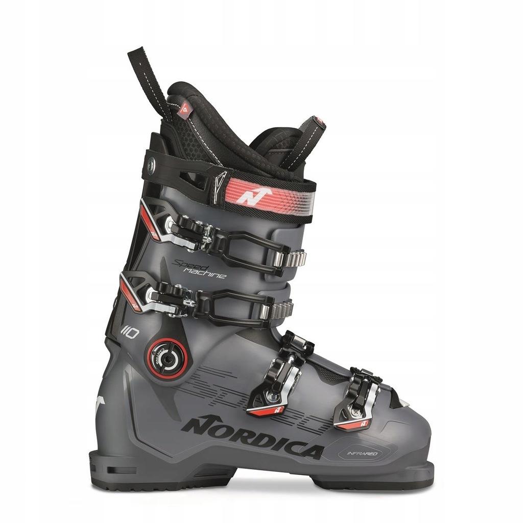 Buty narciarskie Nordica Speedmachine 110 Szary 27