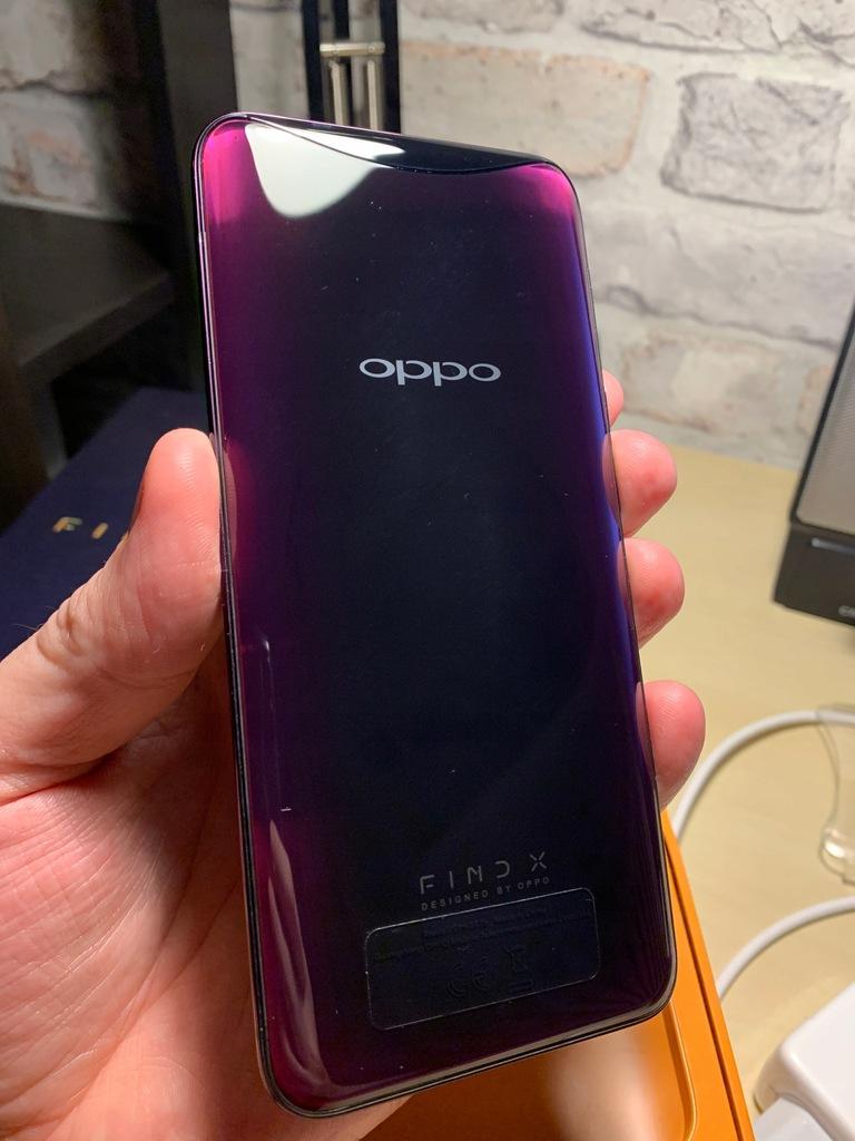Oppo Find X Bordeaux Red 8 256 Gb Dual Z Polski 9438240925 Oficjalne Archiwum Allegro