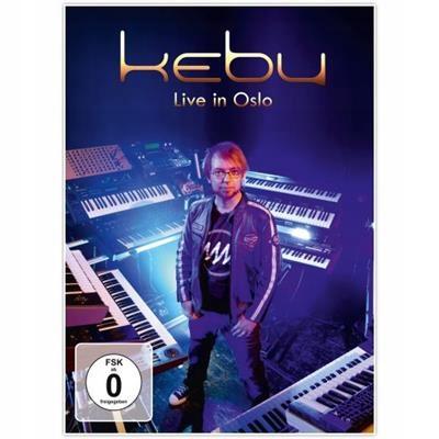 Kebu - Live in Oslo (DVD)