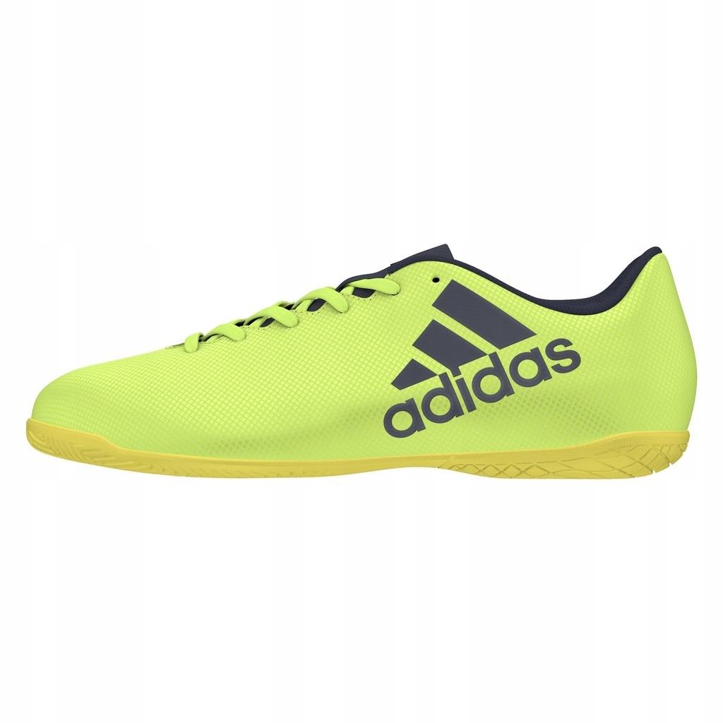 Buty halówki Adidas X 17.4 IN S82407 R 46