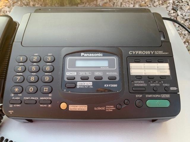 Panasonic Tele fax KX-F2680 OD 1ZŁ